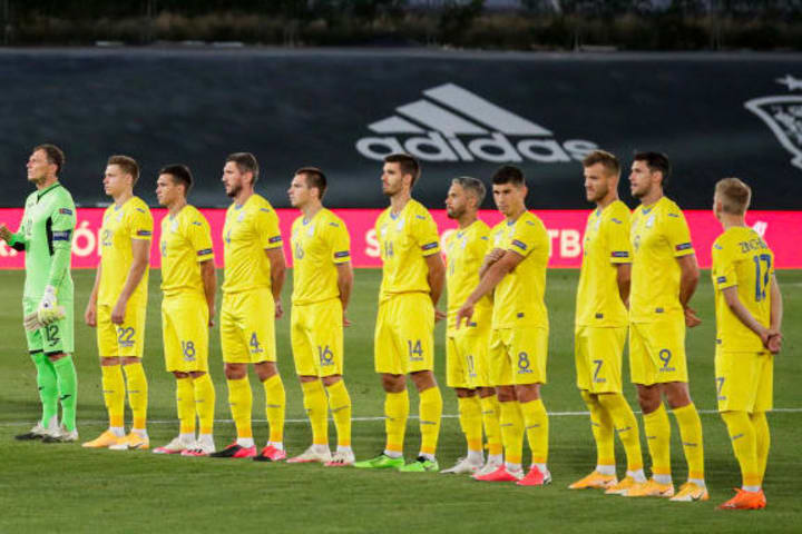 Ukraine were knocked out in the group stage in 2016
