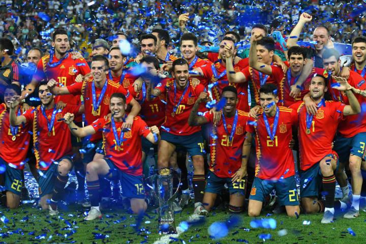 Spain won the 2019 Under-21 European Championship