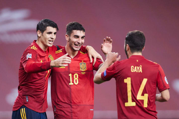 Spain humiliated Germany in their last outing