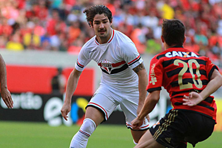 Alexandre Pato Troca Corinthians São Paulo Jadson