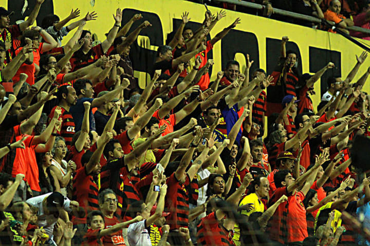 Sport Recife v Vitoria - Brasileirao Series A 2014