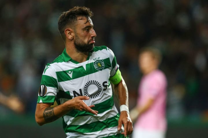 Fernandes led by example at Sporting as captain