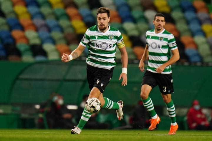 Sporting CP are top of Liga NOS