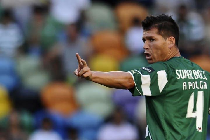 Anderson Polga Grêmio Base Campeão Mundo