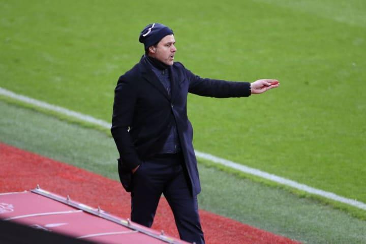 Mauricio Pochettino PSG Treinador Mercado Zidane