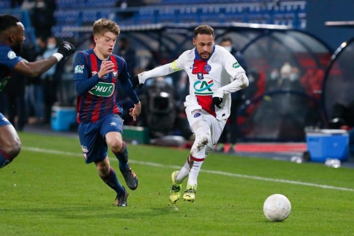 Johann Lepenant, Neymar Jr