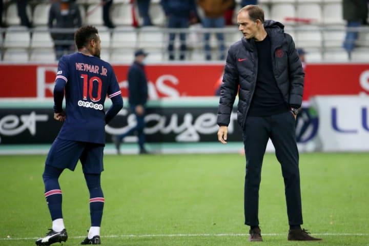 Stade Reims v Paris Saint-Germain - Ligue 1
