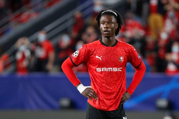 Injuries to Rennes stars such as Camavinga could swing the tie strongly in Chelsea's favour