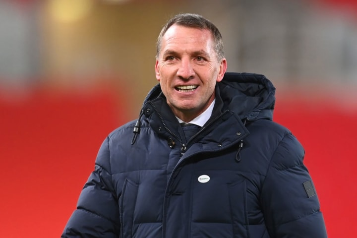 Brendan Rodgers, Leicester manager