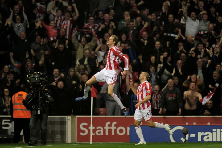 Peter Crouch, Jonathan Walters