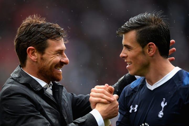 Andre Villas-Boas, Gareth Bale