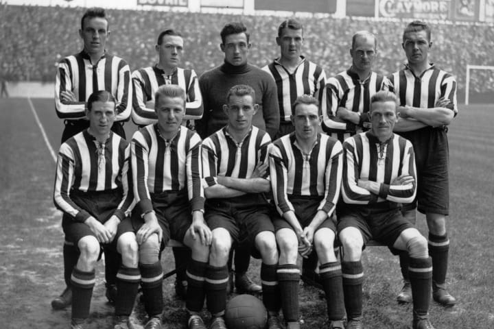 Sunderland were one of English football's first giants