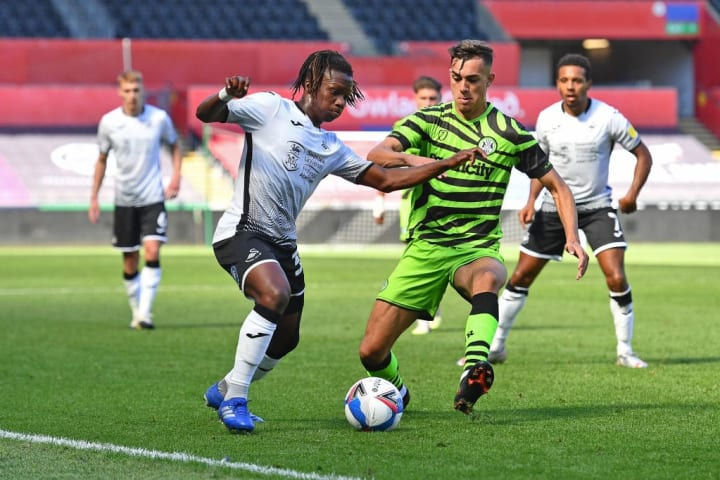 Swansea City v Forest Green Rovers - Pre Season Friendly