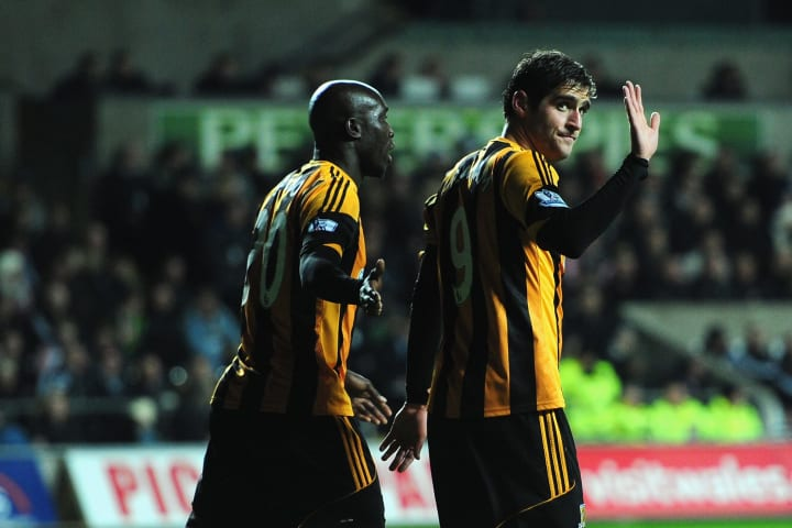 Graham failed miserably at Sunderland and Hull