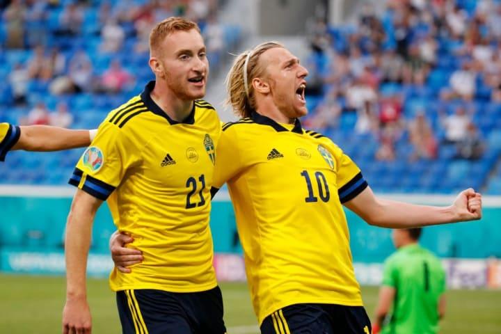 Emil Forsberg, Dejan Kulusevski