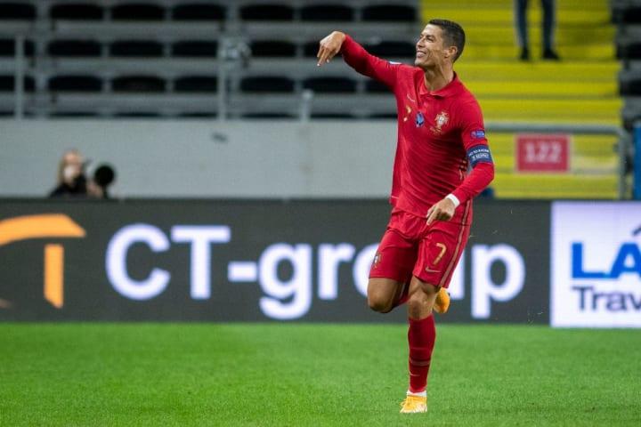 Sweden v Portugal - UEFA Nations League