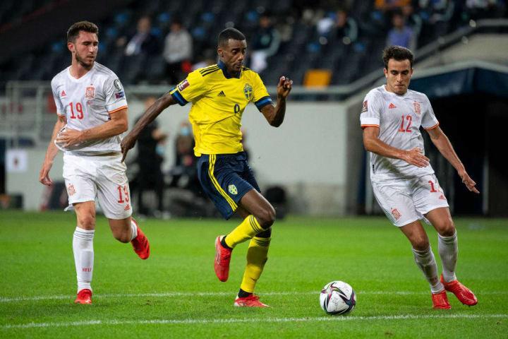 Sweden v Spain - 2022 FIFA World Cup Qualifier
