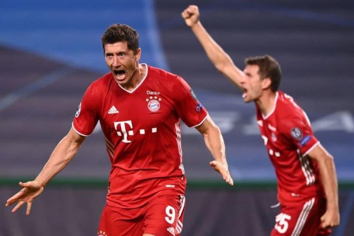 Die Bayern können sich auf ihr Duo verlassen