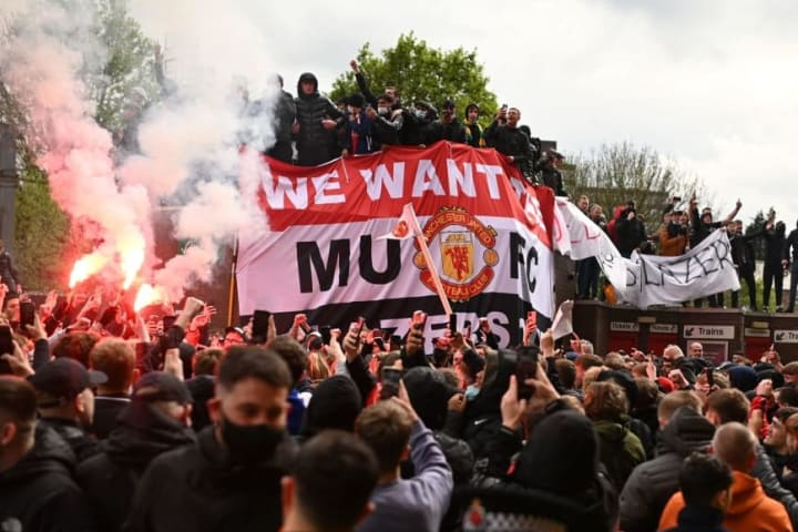 Critics have misunderstood why Man Utd fans are protesting against the Glazer family