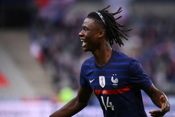Camavinga recently marked his France debut with an audacious bicycle kick