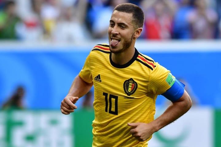 Bélgica Real Madrid Eurocopa Eden Hazard Título