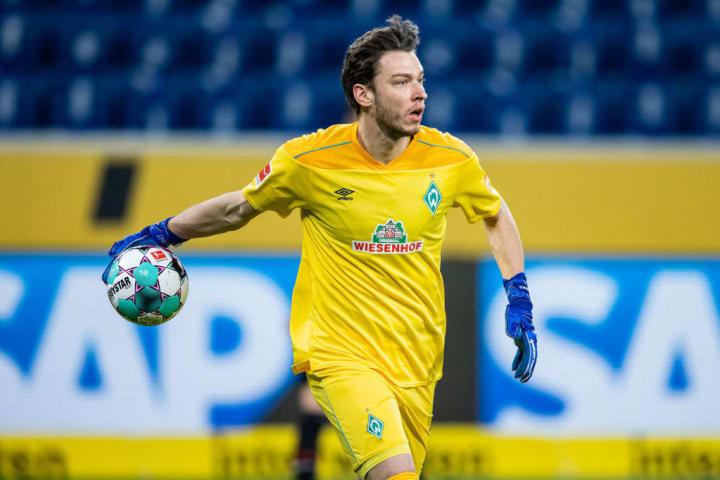 Für viele der beste Werder-Keeper seit Tim Wiesen: Jiri Pavlenka (28)