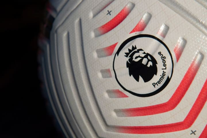 The Official Nike Premier League Match Ball