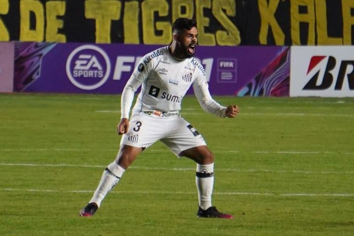 Felipe Jonatan Grêmio Santos Mano a Mano