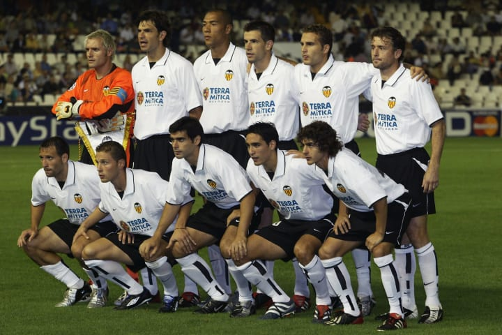 The Valencia Team photo