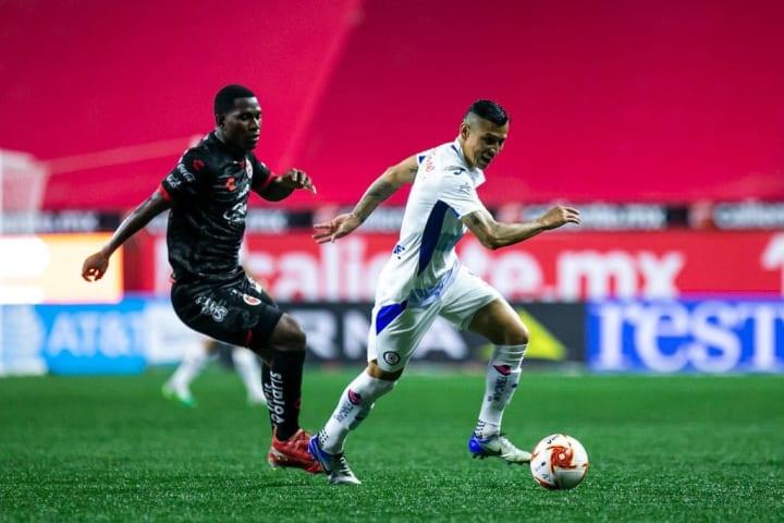 Tijuana v Cruz Azul - Torneo Guard1anes 2020 Liga MX