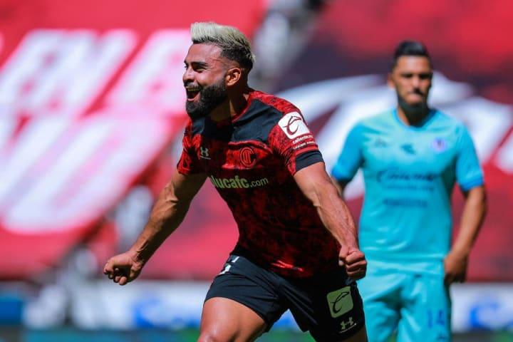 Toluca v Mazatlan FC - Torneo Guard1anes 2021 Liga MX
