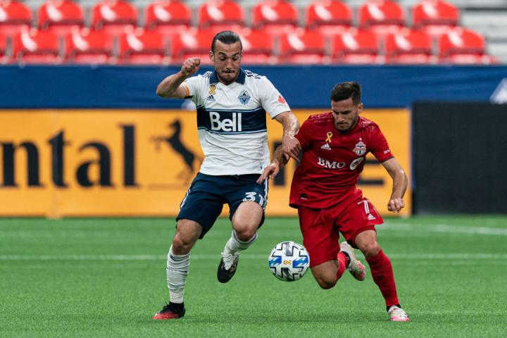 Toronto FC v Vancouver Whitecaps FC 2020