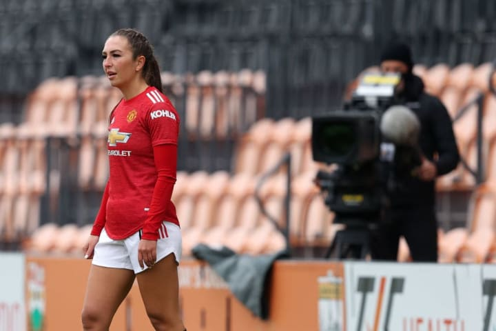 UK broadcasters will now pay for the rights to show women's football