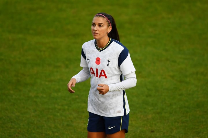 You know who could make her second Tottenham appearance against Bristol