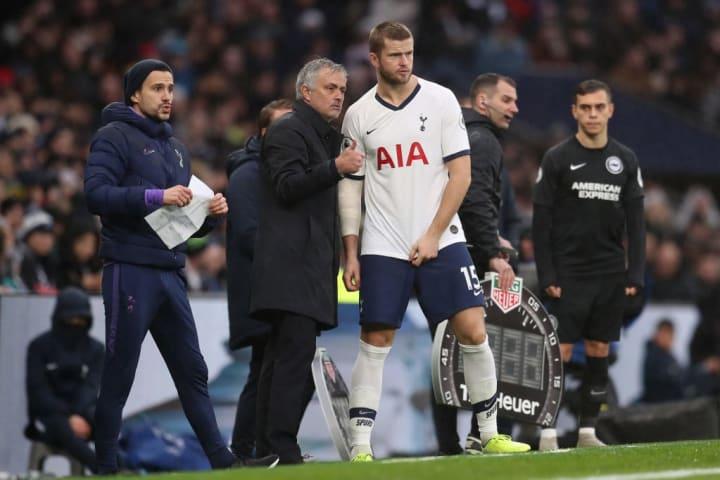 Jose Mourinho, Eric Dier