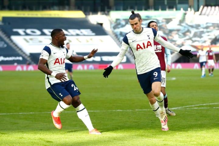 Serge Aurier, Gareth Bale