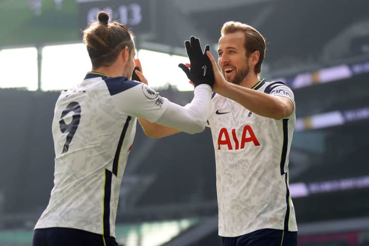 Two of Spurs' greatest ever players are forming some great chemistry