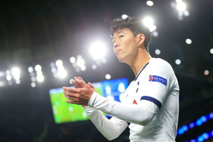 Son Heung-min was the recipient of the most recent Premier League Player of the Month award