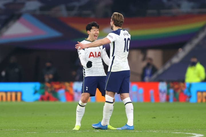 Tottenham face Arsenal in the North London Derby on Sunday