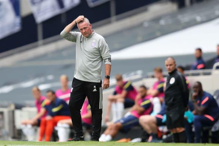 Lambert mewarisi kekacauan di Ipswich - dia tidak merapikannya, melainkan mengaturnya kembali