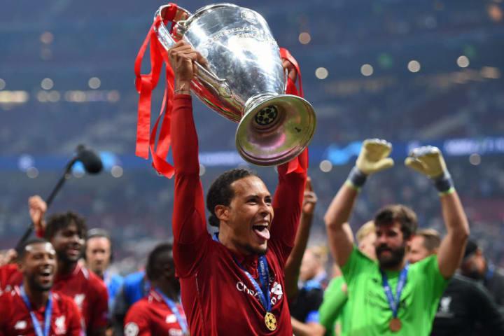 Van Dijk has been instrumental in Liverpool's success