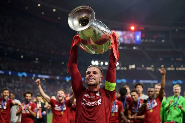 Henderson has been at the heart of Liverpool's success over the last two seasons