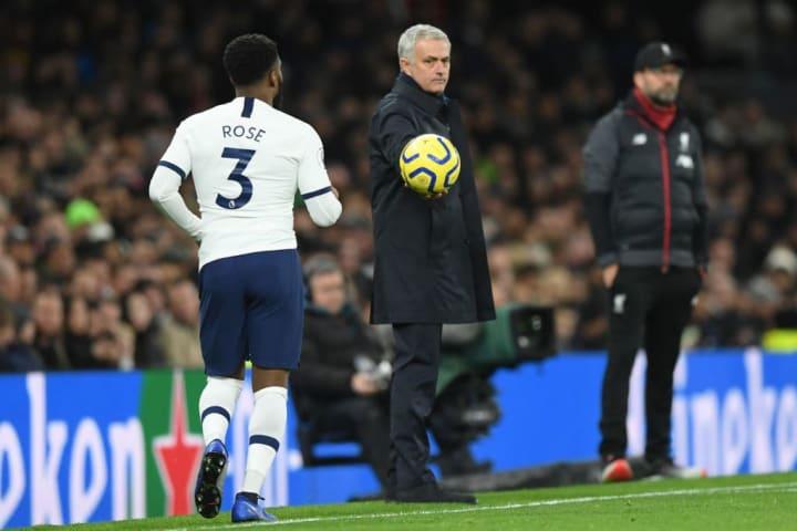 Jose Mourinho, Danny Rose
