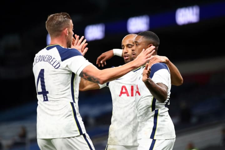 Sunday will be Tottenham's fourth game in eight days