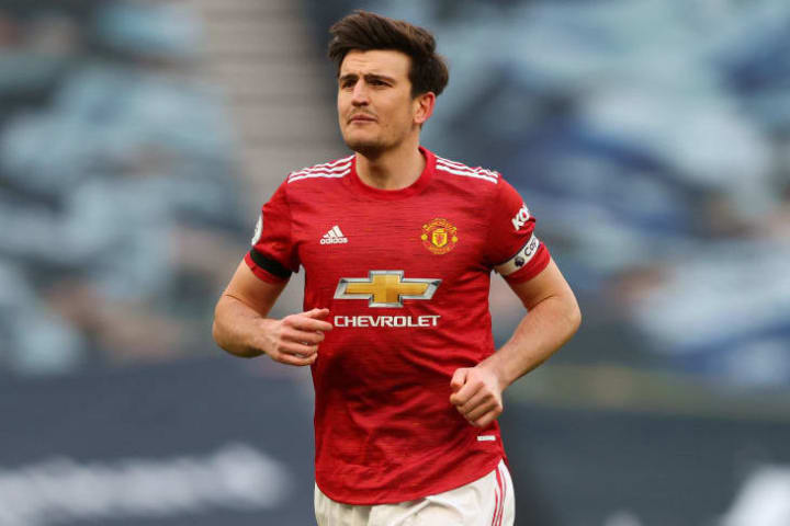 Harry Maguire improves Man Utd defensively