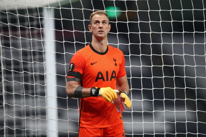 Hart doubled up as a goalkeeper and outfield player in his youth