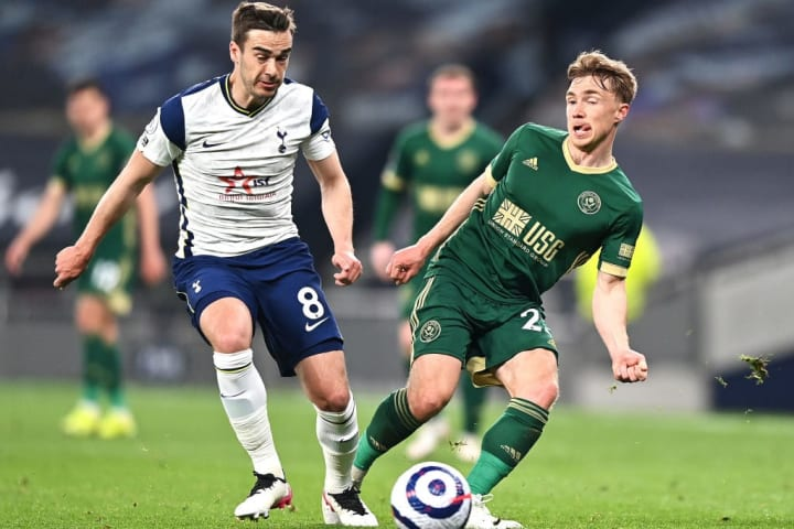 Harry Winks, Ben Osborn