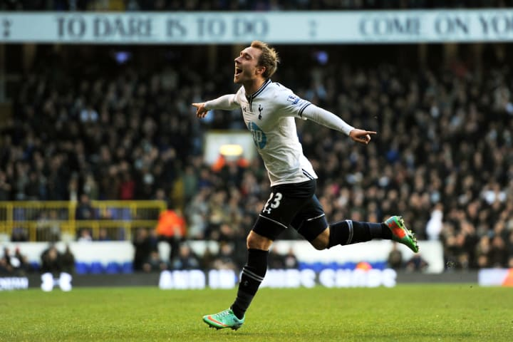 Spurs didn't make many good decisions around this time, but Eriksen was surely the best of them