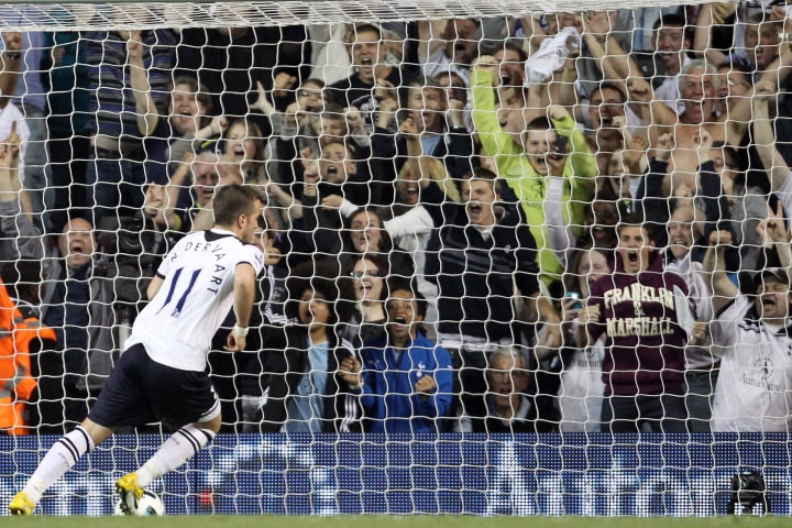 Spurs completed a superb comeback in 2011