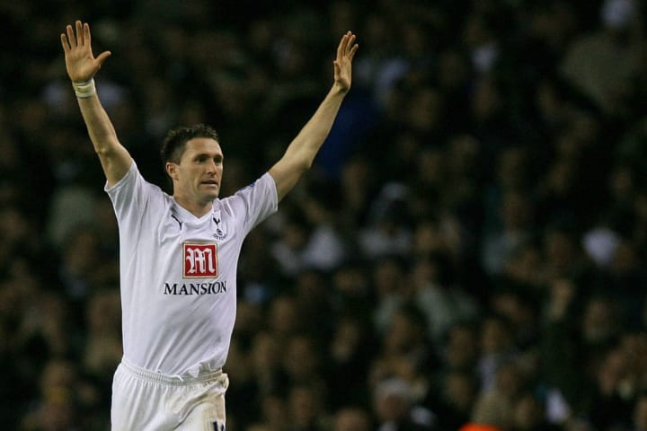 Robbie Keane netted as Spurs dismantled Arsenal